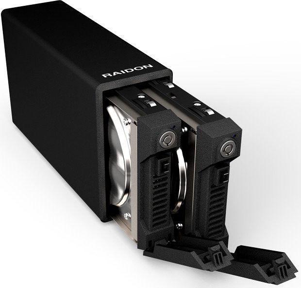 """RAIDON GR3660-TB 2x2.5"""" / 3.5"""" SATA"""
