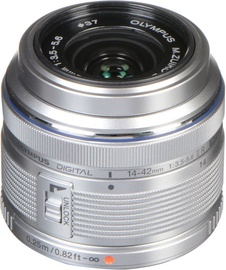 Olympus 14-42mm f/3.5-5.6 II R M.Zuiko Digital ED Silver