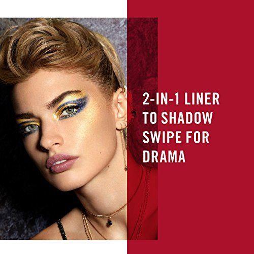 Rimmel Wonder Swipe 2in1 Glitter Eyeliner to Eyeshadow 1.7ml 001