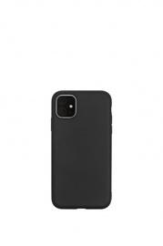 Silikonionis dėklas telefonui Iphone 11 Black