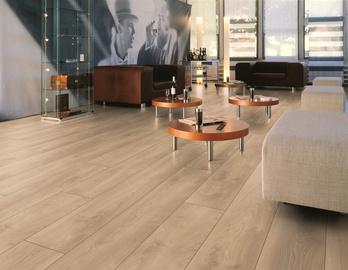 Laminuotos medienos plaušų grindys Swiss Kronot D4752, 1845 x 244 x 10 mm