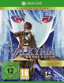 Valkyria Revolution Limited Edtion Xbox One