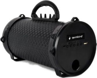 Belaidė kolonėlė Gembird Boom Black, 5 W