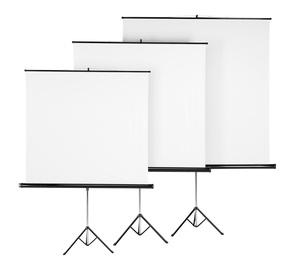Projektoriaus ekranas Hama Tripod, 180 x 180 cm