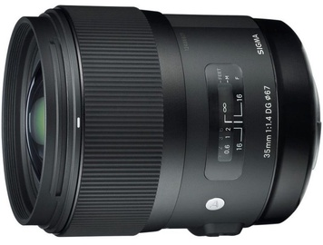 Sigma AF 35mm f/1.4 DG HSM for Pentax