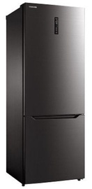 Toshiba GR-RB440WE Refrigerator Grey