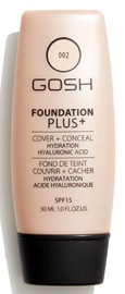 Gosh Foundation Plus+ Cover + Conceal SPF15 30ml 2