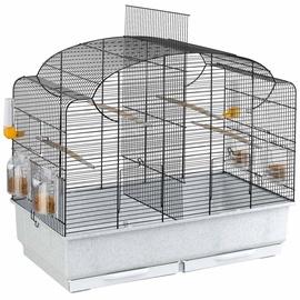 Клетка для птиц VLX Ferplast 52501217, 710 мм x 380 мм x 605 мм
