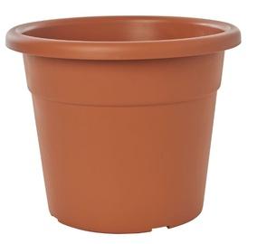 Domoletti Plastic Flower Pot Brown 50cm