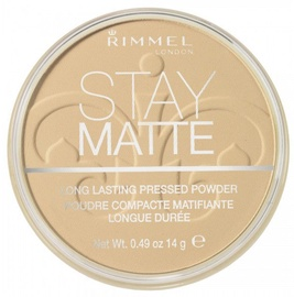 Rimmel London Stay Matte Long Lasting Powder 14g 07