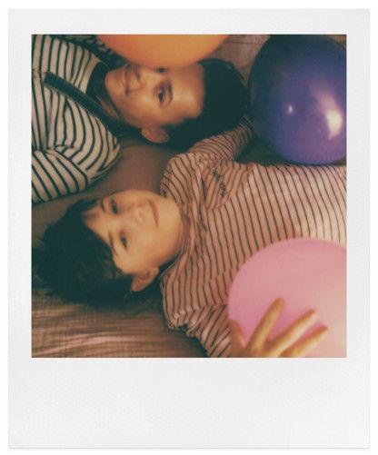 Polaroid 600 Color New Film 8 Sheets