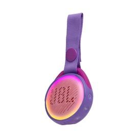 Vaikiška belaidė kolonėlė JBL Jr Pop, violetinė