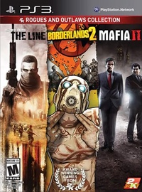 Rogues and Outlaws Collection: Spec Ops: The Line, Borderlands 2, and Mafia III PS3
