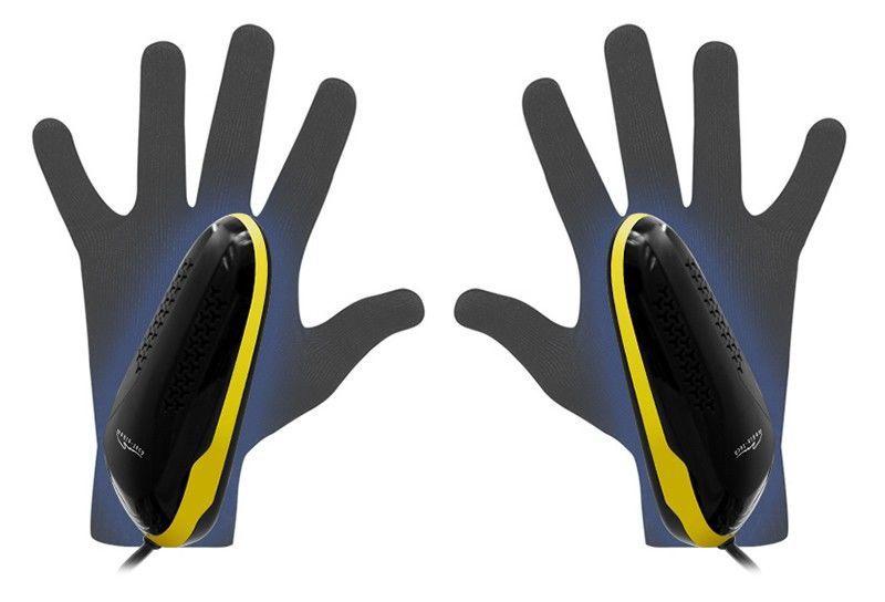 Media-Tech Boots Ozone Dryer MT6505 Black