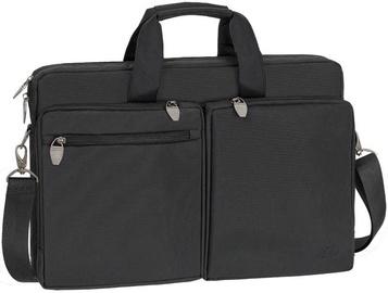 Rivacase Tiergarten Laptop Bag 17.3'' Black