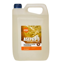 """ANTISEPTIĶIS """"ASEPAS-3"""" 5 l"""