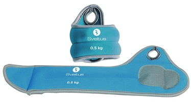 Sveltus Weighted Wristbands 2 x 0.5kg