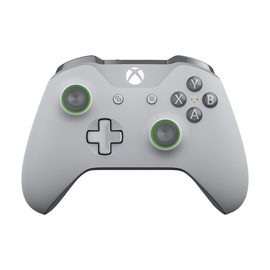 Microsoft Xbox One S Wireless Controller Grey/Green