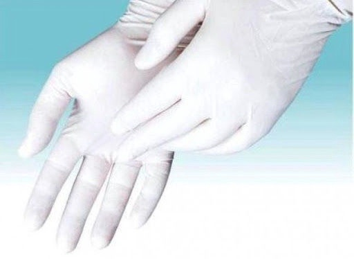 Перчатки Matopat Ambulex Latex 100 шт, одноразовые, с пудрой