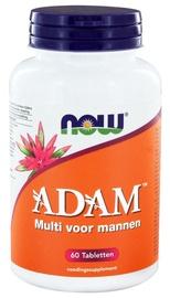 Minerālvielas Now Foods Adam 60 Caps