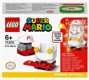 Konstruktors LEGO®Super Mario Uguns Mario spēju komplekts 71370