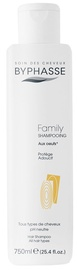 Byphasse Family Shampoo With Egg All Hair Types 750ml