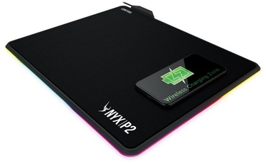 Gamdias Mouse Mats NYX P2 With Wireless Chargin Function And RGB Lighting