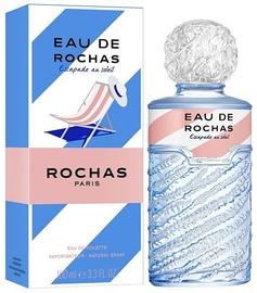 Parfüümid Rochas Eau de Rochas Escapade Au Soleil 100ml EDT