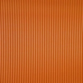 Folia Corrugated Cardboard 50x70cm Orange