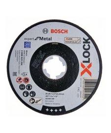 KETAS LÕIKE INOX METAL SIRG X-LOCK 125X1