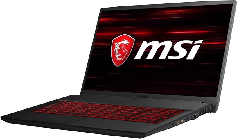 "Nešiojamas kompiuteris MSI GL75 Leopard 10SDR-260XPL Intel® Core™ i7, 8GB/512GB, 17.3"""