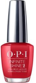 Küünelakk OPI Infinite Shine 2 Big Apple Red, 15 ml