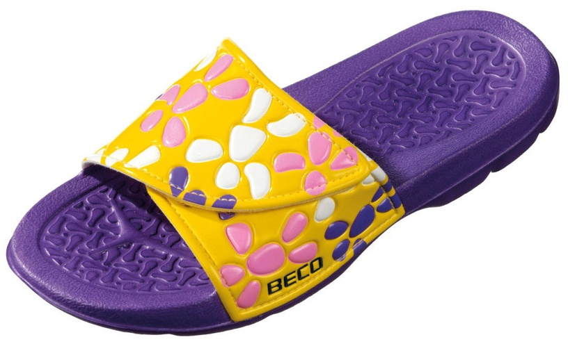 Beco 90019 Kids' Slippers Purple 28