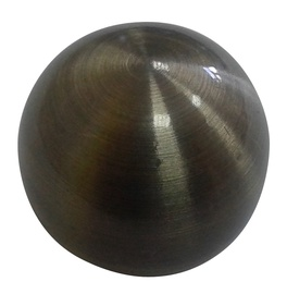 Kardinapuu otsanupp Rutul 16 mm antiik