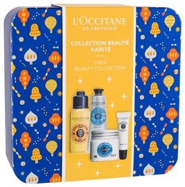 L´Occitane Shower Oil 75ml + 30ml Hand Cream + 50ml Ultra Rich Cream + 12ml Lip Balm