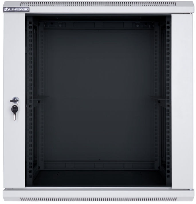 "LinkBasic Hanging Rack Cabinet 19"" 12U WCB12-66-BAB-C"