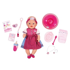 LELLE BABY BORN 824221 interaktīvs