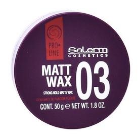 Salerm Matt Wax Strong Hold Matte Wax 50gr