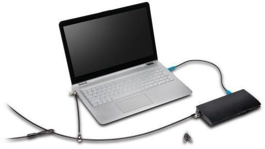Kensington MicroSaver 2.0 Keyed Twin Laptop Lock