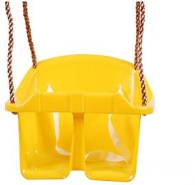 4IQ Eco Childrens Swing Yellow