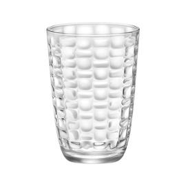 Stiklinių komplektas Bormioli Mat, 395 ml, 6 vnt