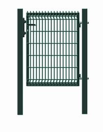 Garden Center Gate RAL6005 1000x1230mm Green