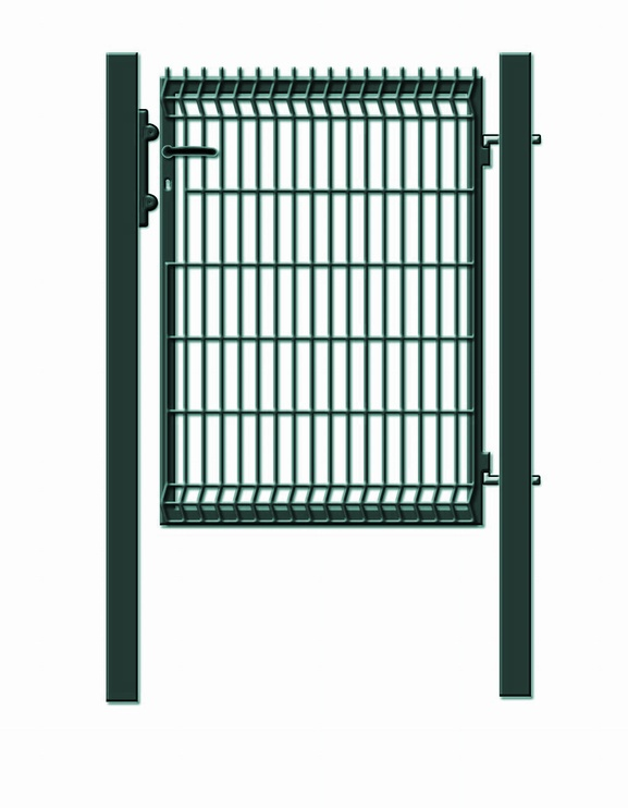 Безопасности Garden Center RAL6005, 100 см x 123 см, зеленый