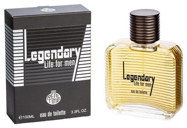 Tualetes ūdens Real Time Legendary Life For Men 100ml EDT