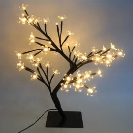 Dekoracija Christmas Touch LED medis, 45 cm