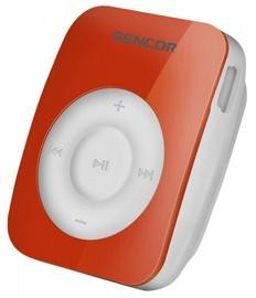 Музыкальный проигрыватель Sencor SFP 1360RD, красный, 4 ГБ