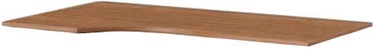 Skyland Imago СА-4М-1 Right Table Top 160x2.2x120cm Walnut