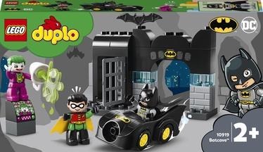 Конструктор LEGO Duplo Бэтпещера 10919, 33 шт.