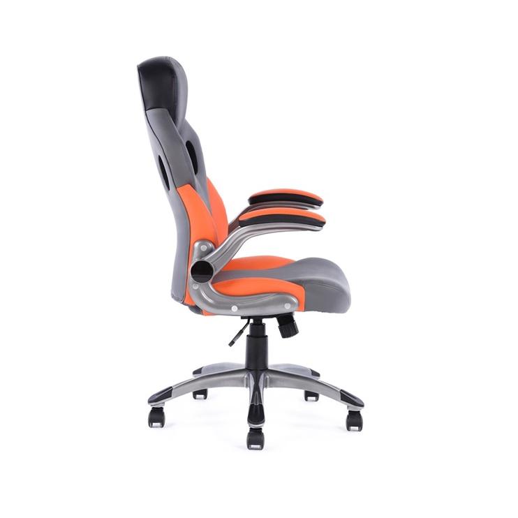 Biroja krēsls Biro, 67 x 66 x 112–122 cm