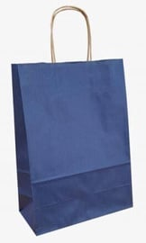Avatar Kraft Gift Bag 22x31cm Blue